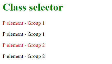 8 CSS selectors explained with example, DOM tree and cheat sheet